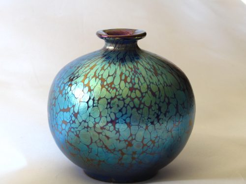 Art Nouveau Loetz vase