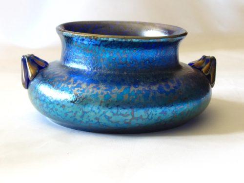 Loetz Art Nouveau bowl