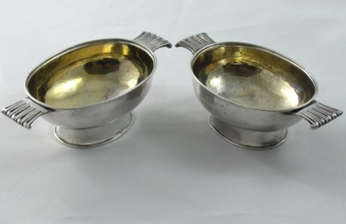 antique silver salts