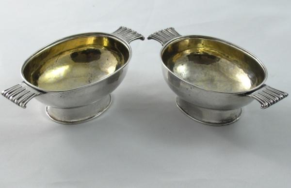 antique silver salts