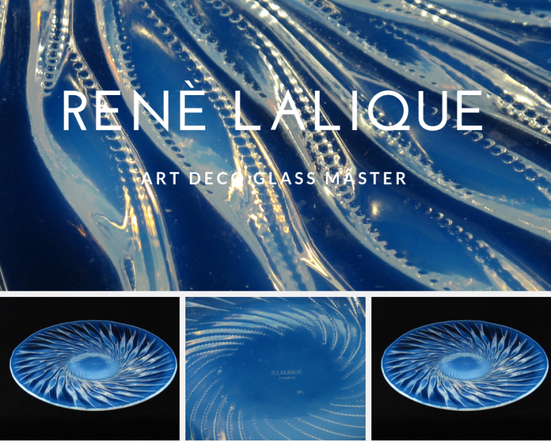 René Lalique Art Deco Glass