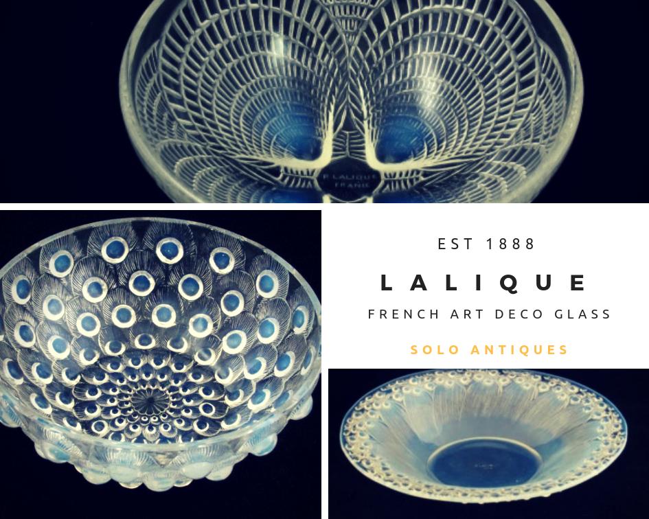 René Lalique antiques