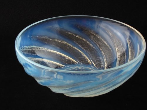 Rene Lalique glass dish