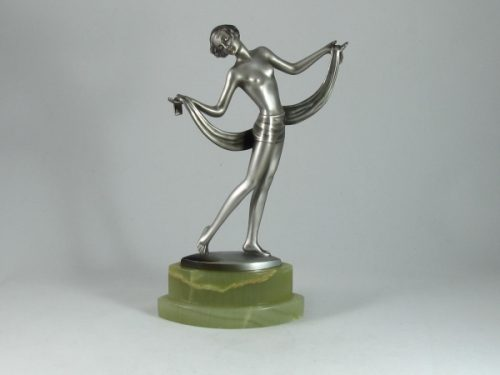 Art Deco dancer by Josef Lorenzl