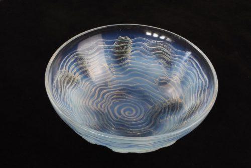 Rene Lalique Dauphins bowl